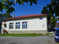 Rekonstrukce kulturního domu Písečná