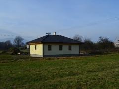 Rodinný dům Bystřice nad Olší