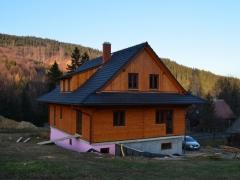 Rodinný dům v Dolní Lomné