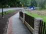 Výstavba bezbariérové trasy pro pěší
